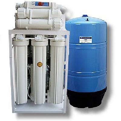 RO800 Light Commercial Reverse Osmosis System With 20G Tank