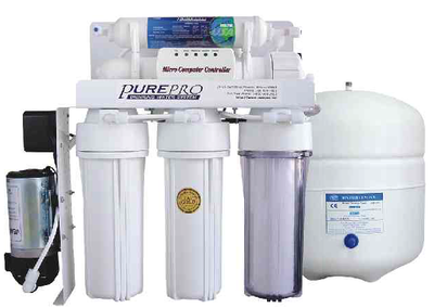 RO103 Auto Flushing Reverse Osmosis Water Filter