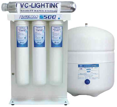 S500P-UV Reverse Osmosis Water Filter